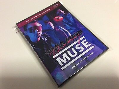 Muse Live Promo Simulation 2018 Dvd