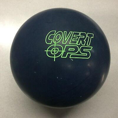 900 Global Covert Ops  Bowling Ball  13lb  1st quality BRAND NEW IN BOX!!