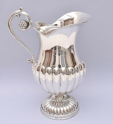 Very Nice Solid Silver Pitcher