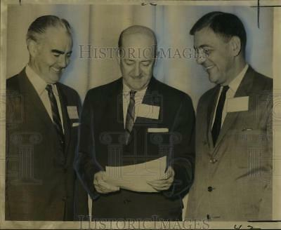 1965 Press Photo National Association of College & University Attorneys Session