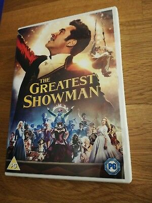 The Greatest Showman [2017] (DVD) Movie plus Sing-along