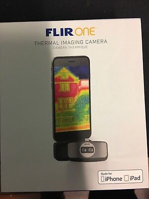 FLIR One - Thermal Imager for IOS (435-0002-04-00) BRAND NEW FREE SHIPPING