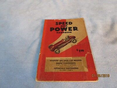 Vintage Auto Speed and Power   Manual Hot Rod 1950