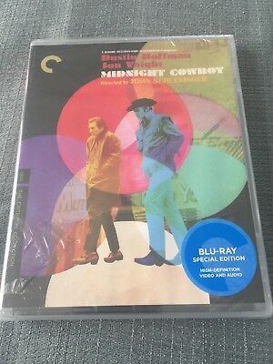 Criterion Collection: Midnight Cowboy [New Blu-ray] 4K Mastering, Restored, Sp
