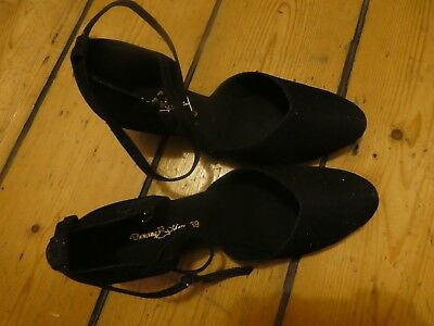 ladies ballroom dance shoes size 6 (39)