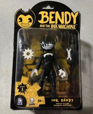 Bendy and the Ink Machine Action Figure Series 1 - INK BENDY - New -