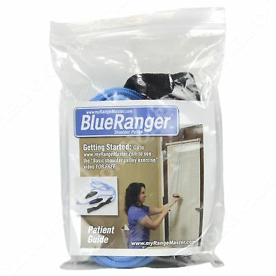 New Blue Ranger 010315 Basic Shoulder Therapeutic Exercise Over the Door Pulley