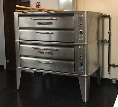 Used Blodgett Pizza Oven 961