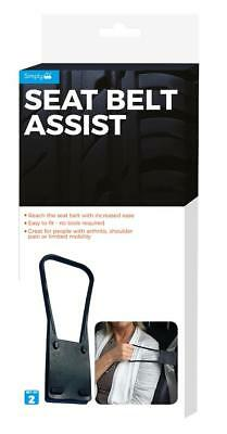Simply Seat Belt Assist Seat Belt Reach Handle Set Of 2