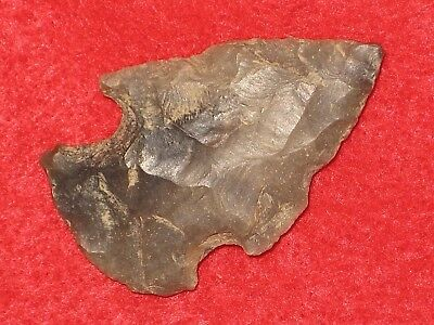 Authentic Native American artifact arrowhead Kentucky Hopewell point N20