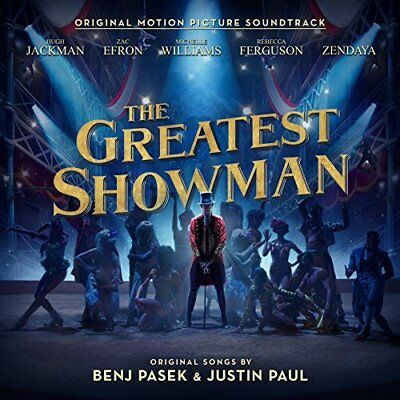 Various Artists-Greatest Showman On Earth CD NEW