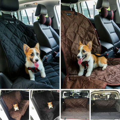 Mat Seat Waterproof Supply Cushion Protective Blanket Cover Car Back Dog Pet
