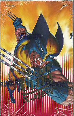 95 Fleer Ultra X-Men Factory Sealed Hobby Box