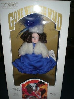 1989 GONE WITH THE WIND  World DOLL   Bonnie # 70882