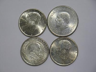 Sweden 1962 1938 1921 5 & 2 Kronor Silver Type Commem World Coin Collection Lot