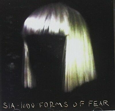 Sia - 1000 Forms Of Fear - Sia CD MOVG The Cheap Fast Free Post The Cheap Fast