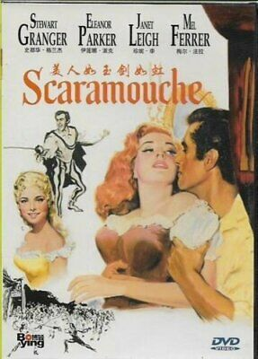 Scaramouche [DVD] [1952] - DVD  32VG The Cheap Fast Free Post