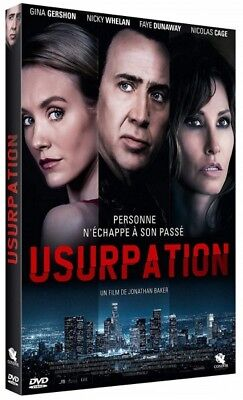 Usurpation (Nicolas cage) DVD NEUF SOUS BLISTER