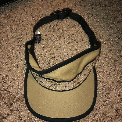 4000b79d16c Kavu Strapvisor - Khaki Visor Hat - One Size Made In USA Hiking Camping  Outdoor