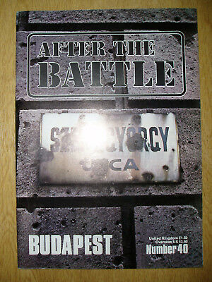 After the Battle Magazine issue 40 - Budapest