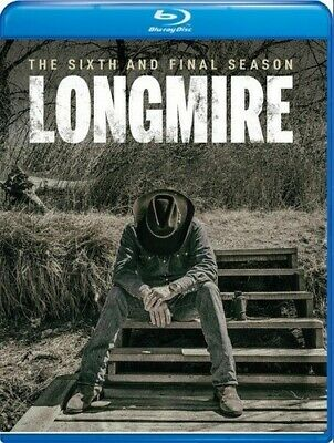 Longmire: The Sixth And Final Season [New Blu-ray] Manufactured On Demand, Box