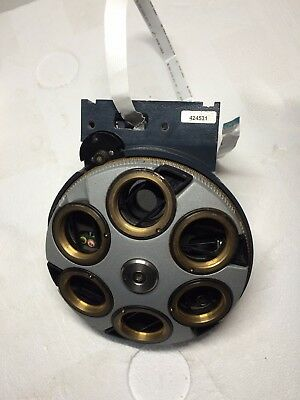 Zeiss Microscope Nosepiece 6x H/DIC M27 f/Objective  424531 from Zeiss AXIO Z1M