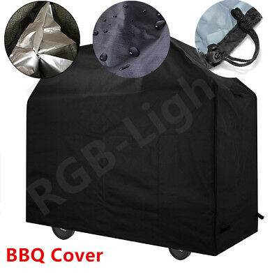 170 Extra Large BBQ Cover Waterproof Garden Heavy Duty Barbecue Grill Protector