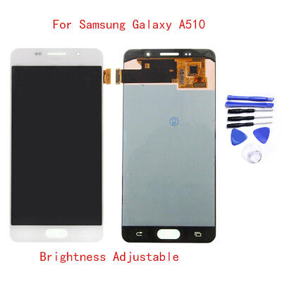 OEM LCD Display Touch Screen Digitizer Assembly For Samsung Galaxy A510 W Tools