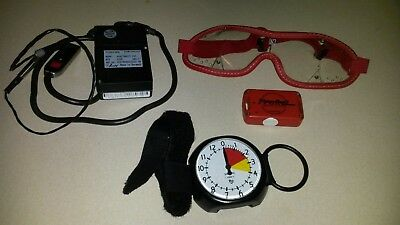 Skydiving Altimeter, time out Dytter audible Altimete,goggles, old cypres aad