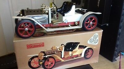 Rare Vintage Mamod Steam Roadster Car Sa1 (Mint Boxed)