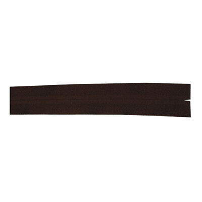 Invisible Zipper Chain - 25 Yard - size: #5 - BROWN