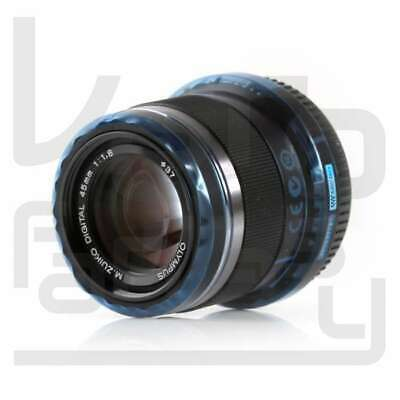 NEW Olympus M.ZUIKO DIGITAL ED 45mm f/1.8 Lens (Black)