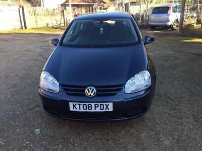 VW Golf Match 2008 1.9 tdi 5 dr
