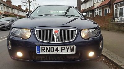 Rover 75 1.8T Connoisseur ( SPECIAL EDITION ) Automatic, Full service history .