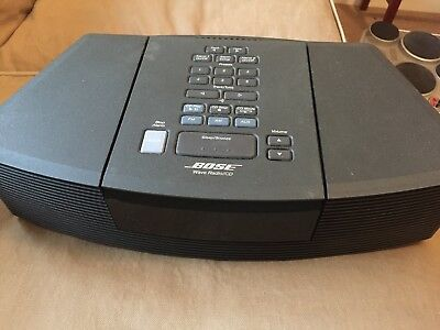 Bose Wave Radio/CD/Alarm Clock AWRC3G