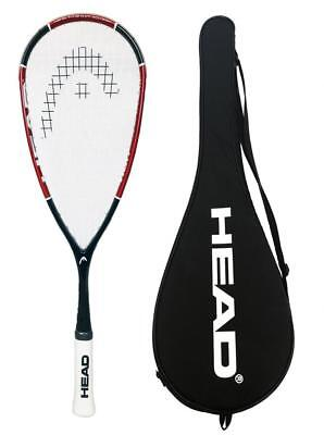 Head Nano Ti 110 Squash Racket - Demo Racket