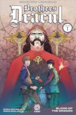 BROTHERS DRACUL VOL. 1 TPB by Cullen Bunn 9781935002475 (Paperback, 2018)