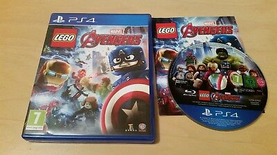Lego Marvel Avengers (Sony Playstation 4) Jeu Enfants