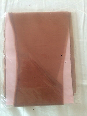 Calze vintage (Stocking - Bas) nylon fully fashioned color marrone 1 paio