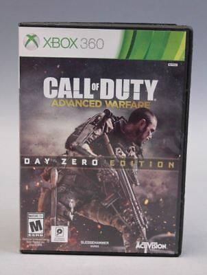 COD: Advanced Warfare/Fighters Uncaged/Kinect Sports (Xbox 360) Games GG8