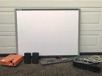 Smart Tech Interactive Board With Hitachi Projector & Other Accessories