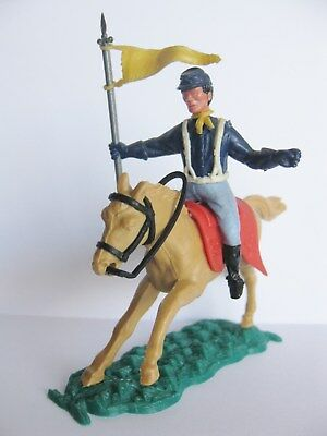 TIMPO TOYS MOUNTED NORDISTE 7th CAVALRY NORDIST NORDSTAATLER C