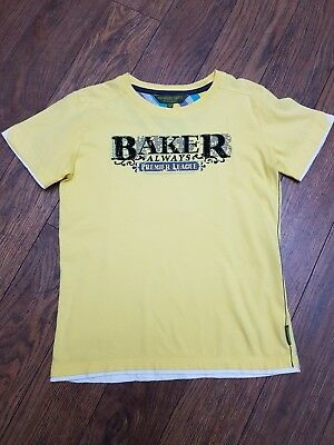 BOYS TED BAKER T-SHIRT, age 9-10