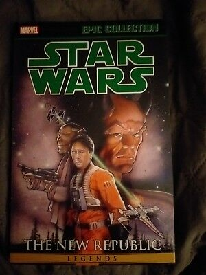 Marvel Star Wars New Republic Epic Collection Vol.3