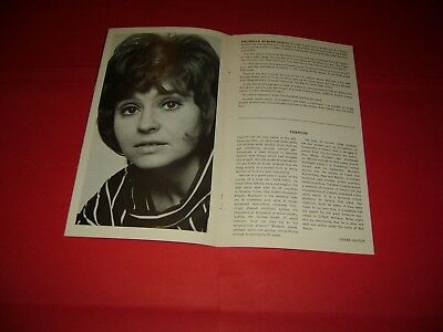 Prunella Scales Milo O'Shea Nigel Williams 1974 UK Theatre Programme