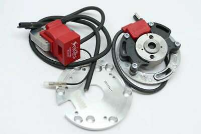 Selettra complete analog System for Suzuki RM 50 (1978-1981)  incl. Adapterplate