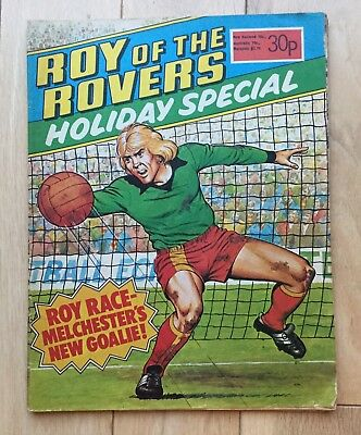 Roy of the Rovers Holiday Special 1978
