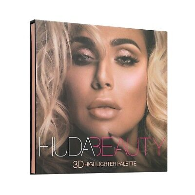 HUDA BEAUTY Pink Sands Edition Highlighter Palette *NEW*