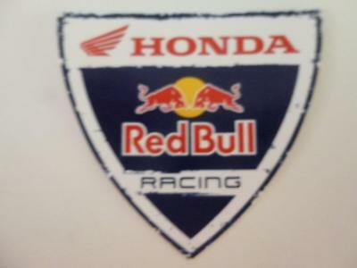 Honda Race Team Sticker decal distributed by Factory Honda Race Team at events