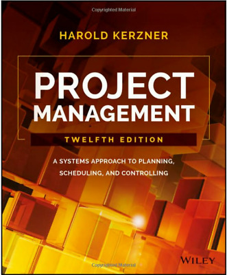 [PDF] Project Management A Systems Approach to Planning, Scheduling, and Control